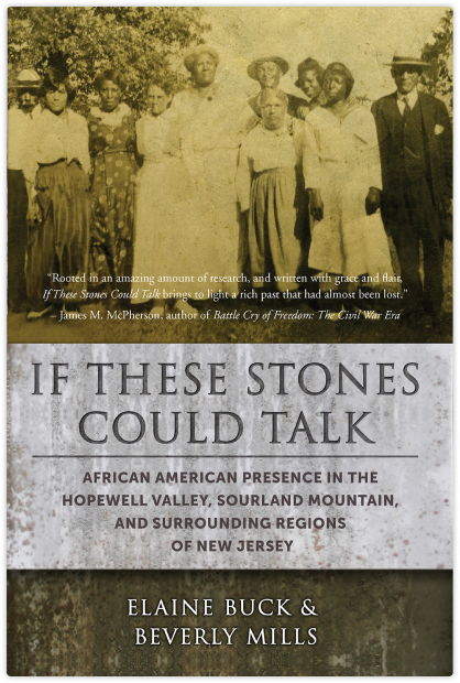 If These Stones Could Talk Book